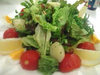 シンプル野菜〜(^_^)b